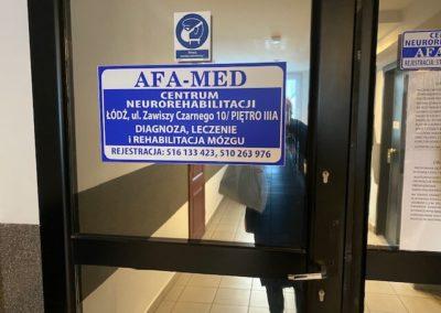 Afa-Med Centrum Neurorehabilitacji - gabinet
